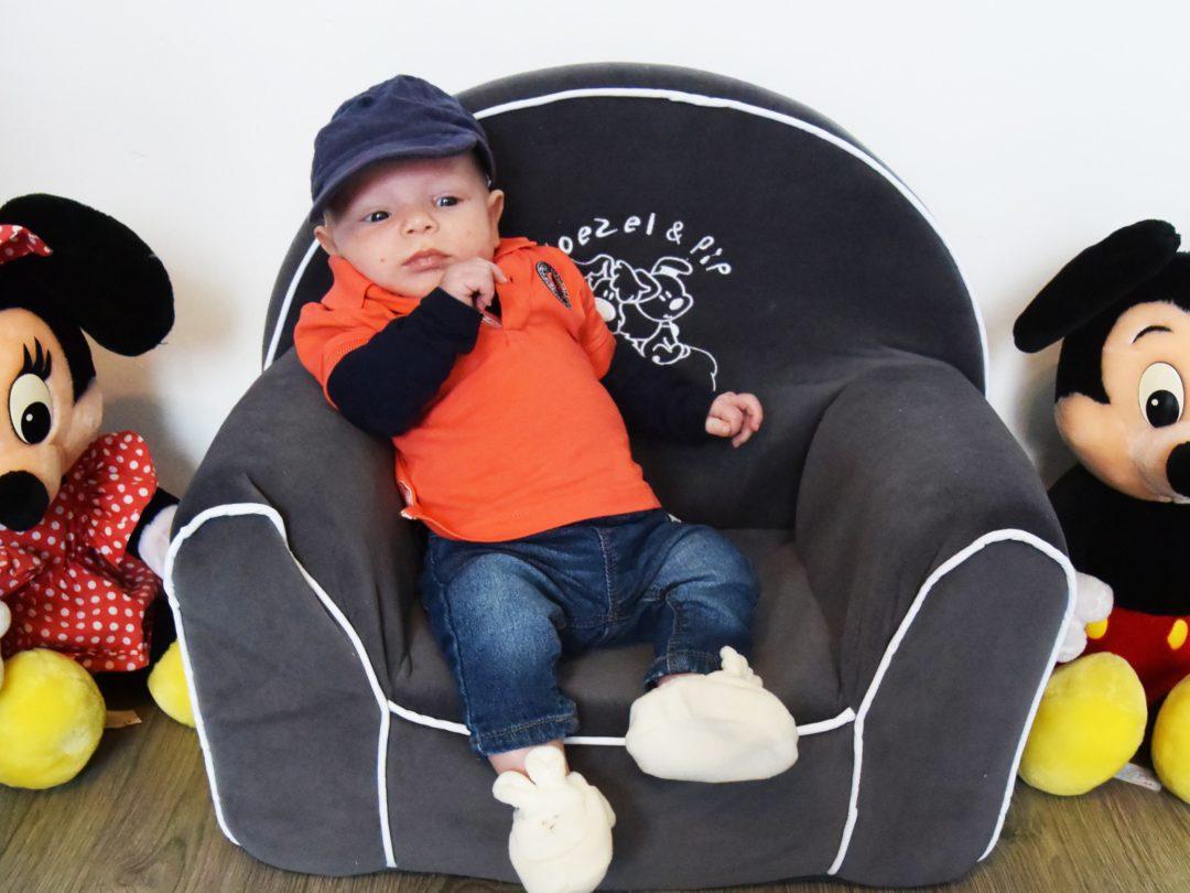 De eerste weken van het ouderschap