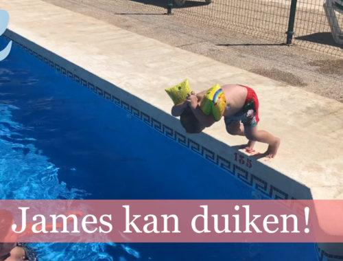 James kan duiken