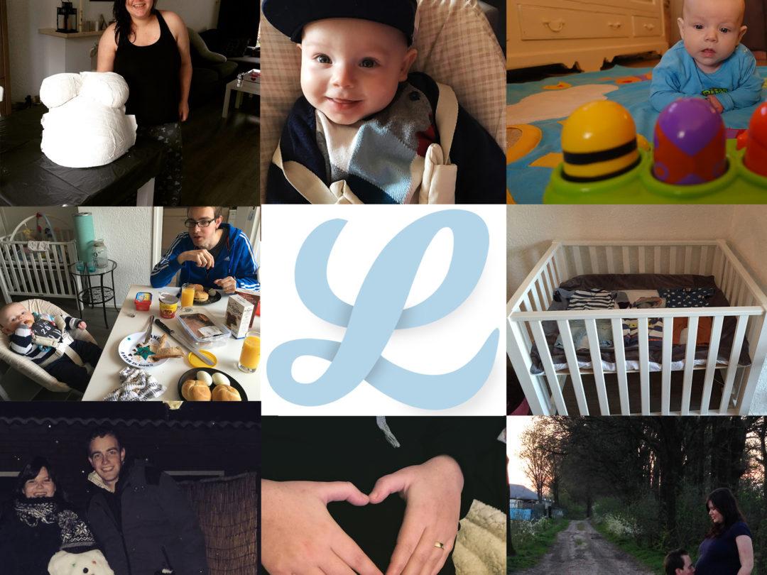 Leven met Lon in een fotodagboek